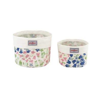 Набор сумок для хранения Painted Bluebell Warm Cream 2 шт