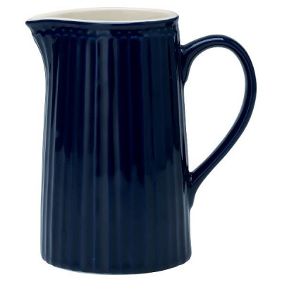 Кувшин Greengate Alice dark blue 1L