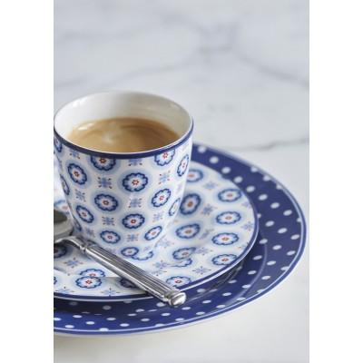 Десертная тарелка Erin petit pale blue 15 см