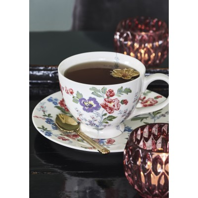Чайная чашка Isobel white 400 мл