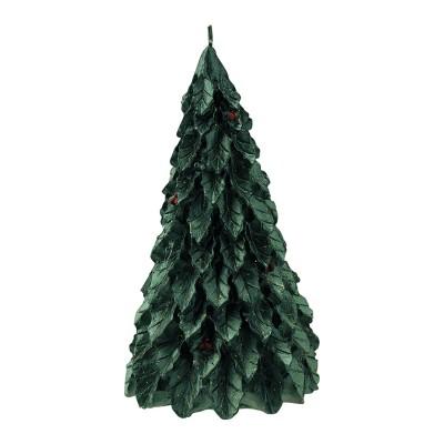 Свеча Рождественское дерево
