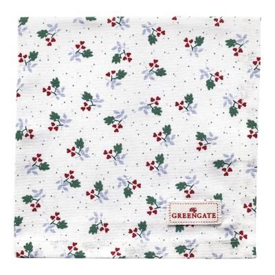 Салфетка Joselyn white 40x40 см