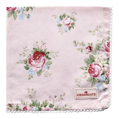 Салфетка Aurelia pale pink 40x40 см