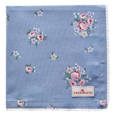 Салфетка Nicoline dusty blue 40x40 см