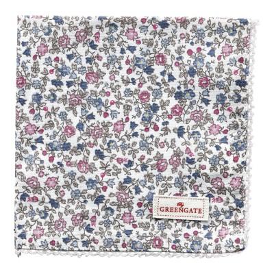 Салфетка Ruby petit white 40x40 см
