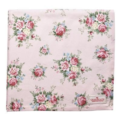 Скатерть Aurelia pale pink 150x150 см