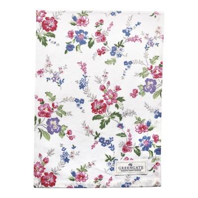 Полотенце Isobel white 50x70 см