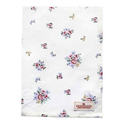 Полотенце Nicoline white 50x70 см