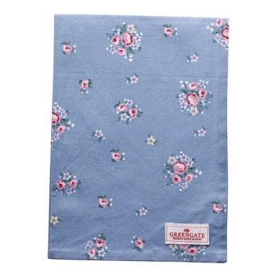 Полотенце Nicoline dusty blue 50x70 см