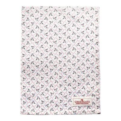 Полотенце Rita pale pink 50x70 см