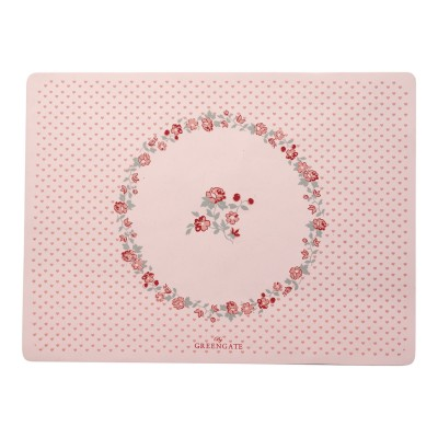 Детская салфетка на стол Ruby petit pale pink 29,5x39,5 см