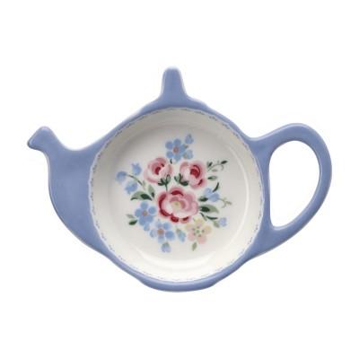 Блюдце для чайных пакетиков Nicoline dusty blue