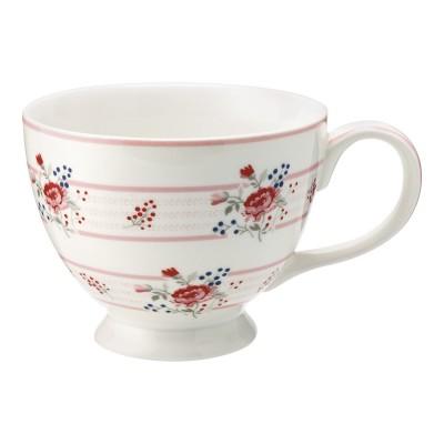 Чайная чашка Fiona pale pink 400 мл