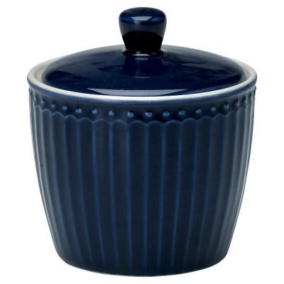 Сахарница Alice dark blue