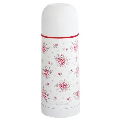 Термос Flora white 300мл