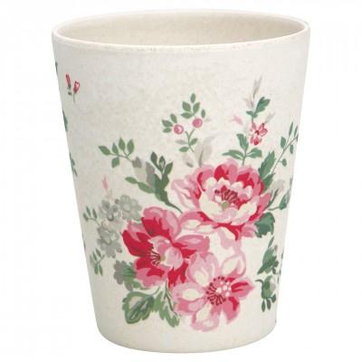 Бамбуковый стакан Elouise white