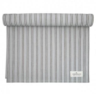Столовая дорожка Riley grey 45x140 см