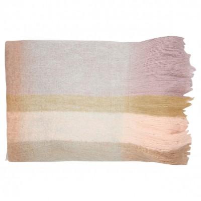 Покрывало Check pastel mix 125x150 см