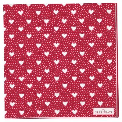Салфетки бумажные Penny red large 20 шт