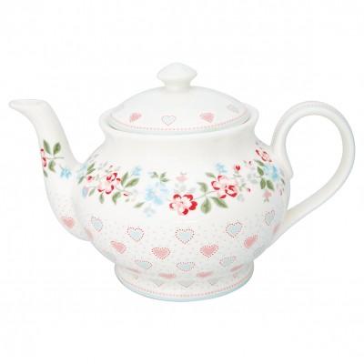 Чайник Sonia white 1 л