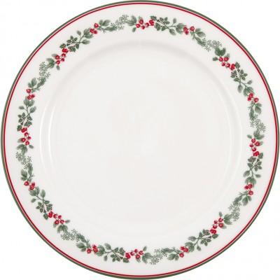 Блюдо Charline white 25 см