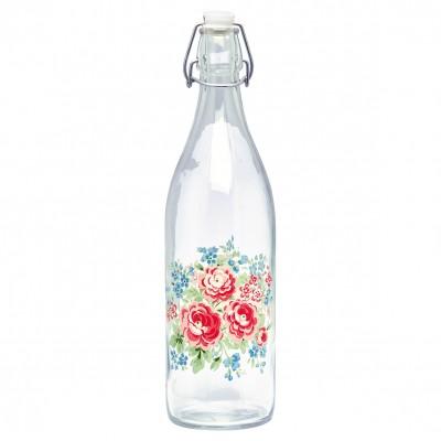 Стеклянная бутылка Tess white