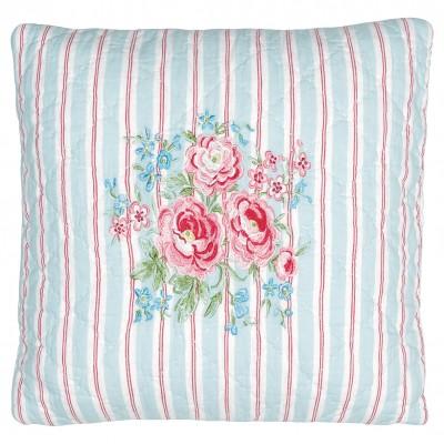 Наволочка Tess white w/embroidery 40x40