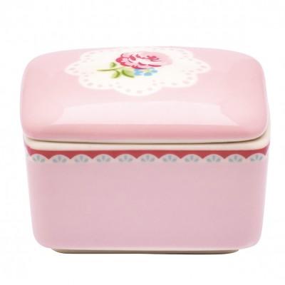 Шкатулка Tammie pale pink small