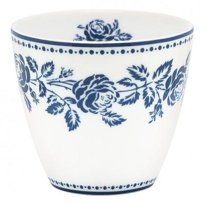 Стакан Fleur blue 9 cм