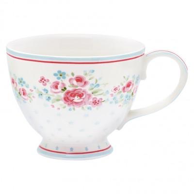 Чайная чашка Tess white 11,5cm