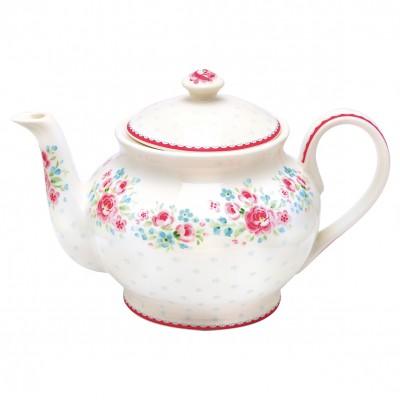 Чайник Tess white