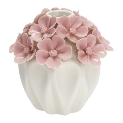 Ваза Flower pale pink small