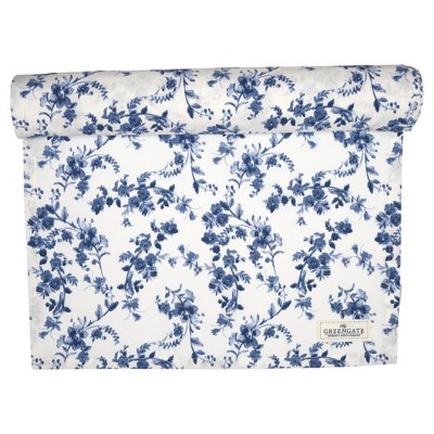 Столовая дорожка Vanessa blue 45x140 см