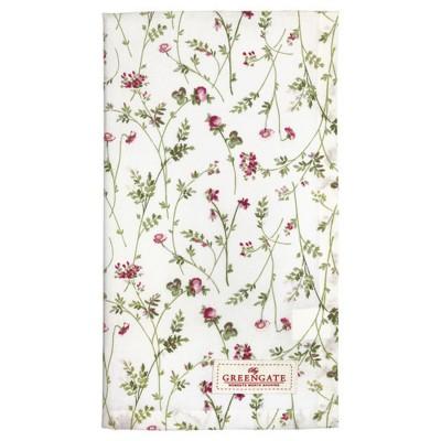 Полотенце Camille white 50x70 см