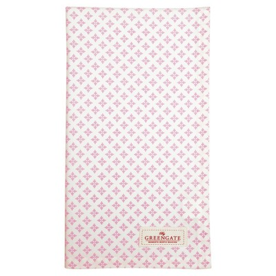 Полотенце Sasha pale pink 50x70 см