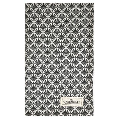 Полотенце Victoria black 50x70 см