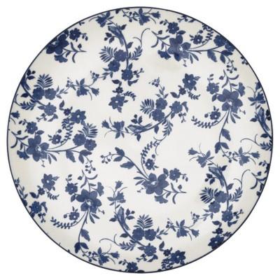 Блюдо Vanessa blue