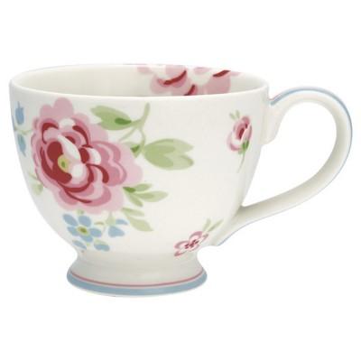 Чайная чашка Meryl white