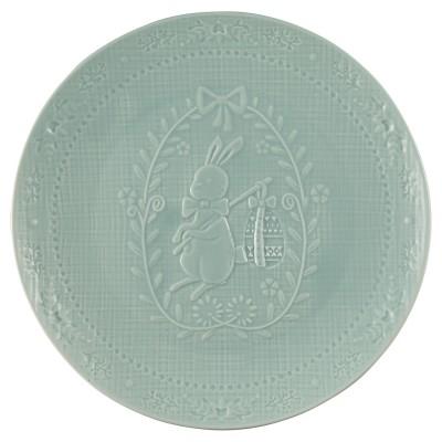 Тарелка Evy mint 20,5 см