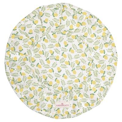 Салфетка round Limona petit white 35 см