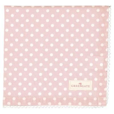 Салфетка Spot pale pink 40x40 см