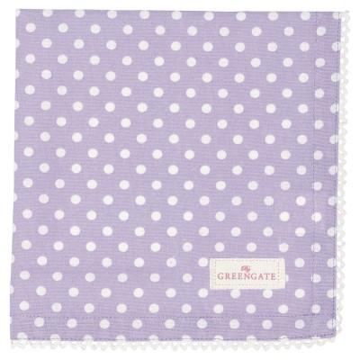 Салфетка Spot lavendar 40x40 см