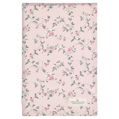 Скатерть Jolie pale pink 150x150 см