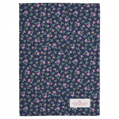 Полотенце Berta dark blue 50x70 см