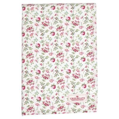 Полотенце Camille petit white 50x70 см