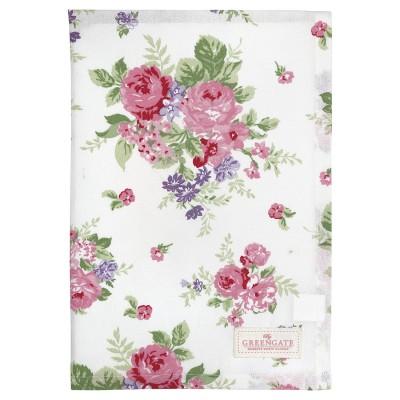 Полотенце Rose white 50x70 см