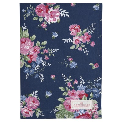 Полотенце Rose dark blue 50x70 см