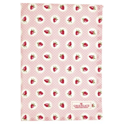 Полотенце Strawberry pale pink 50x70 см