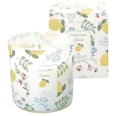 Ароматизированная свеча Limona white 240 г