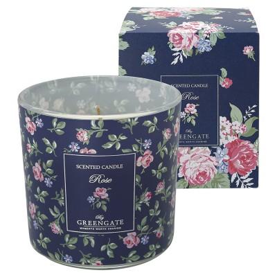 Ароматизированная свеча Rose white 240 г